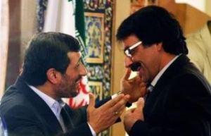 افتخاری و احمدینژاد